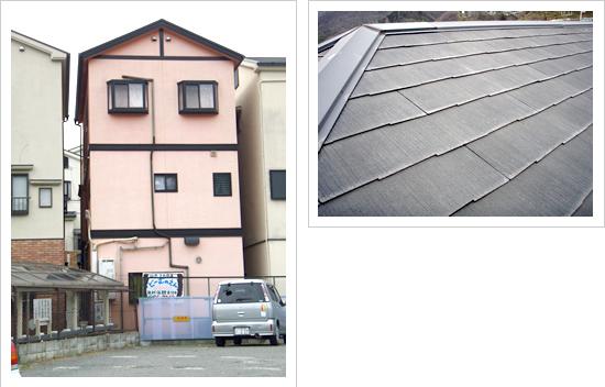 T様邸・・・・・[施工箇所]外壁塗装・屋根塗装